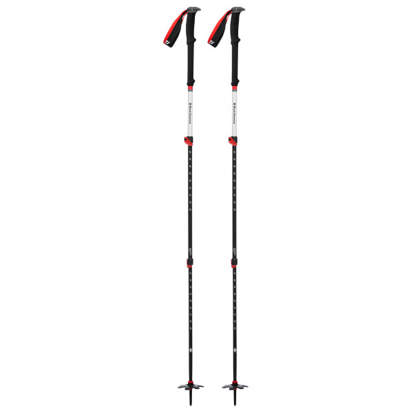 Black Diamond - Expedition 3 Ski Poles - Ski touring poles