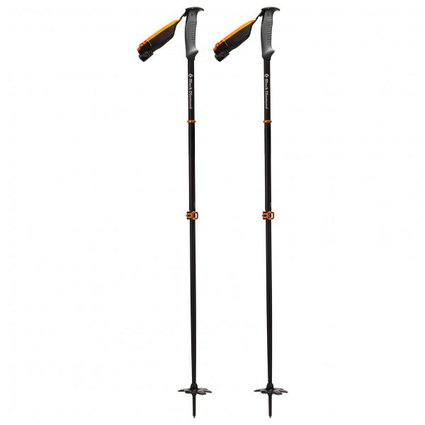 Black Diamond - Traverse Wr 2 Poles - Ski touring poles