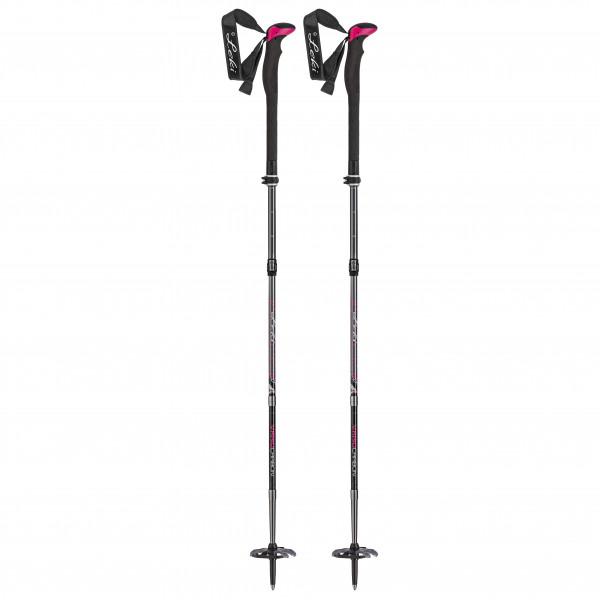 Leki - Tourstick Vario Carbon Lady - Bastones de esquí de travesía