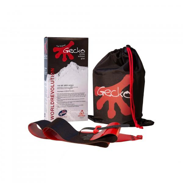 Gecko - Selbstzuschnitt/Front+Endhaken - Skifelle