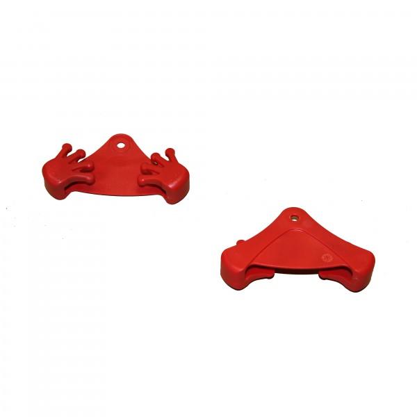Gecko - Befestigungsset Twintip - Ski skin accessories