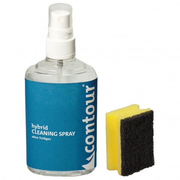 Contour - Hybrid Cleaning Spray - Skivelaccessoires