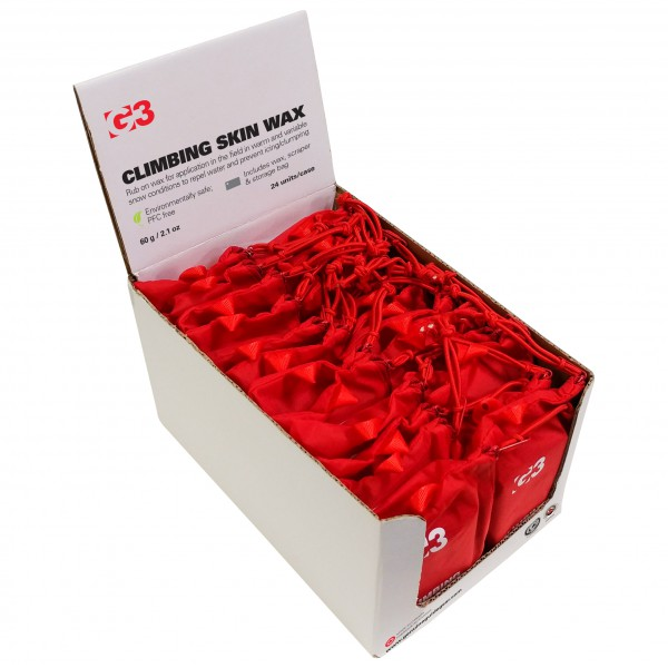 G3 - Skin Wax Kit - Karvapohjien lisätarvikkeet