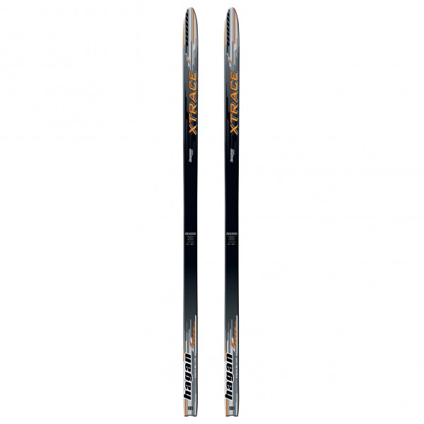 Hagan - X-Trace Set mit Bindung - Ski