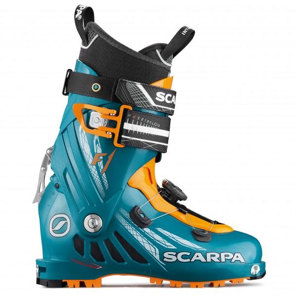 Scarpa - F1 Evo Manual - Ski touring boots