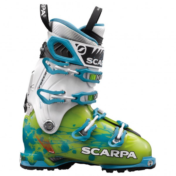 Scarpa - Women's Freedom SL - Chaussures de ski freeride