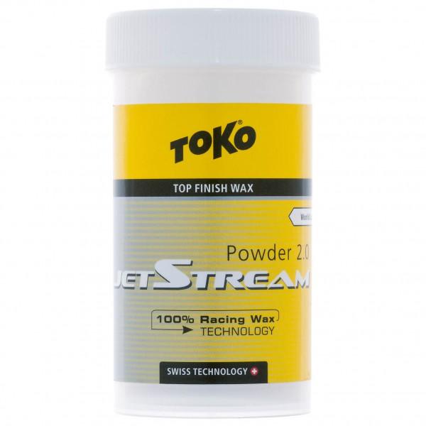 Toko - Jetstream Powder 2.0 Yellow - Farts à chaud