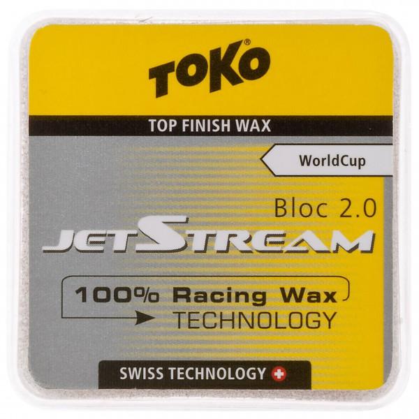 Toko - Jetstream Bloc 2.0 Yellow - Varmvoks