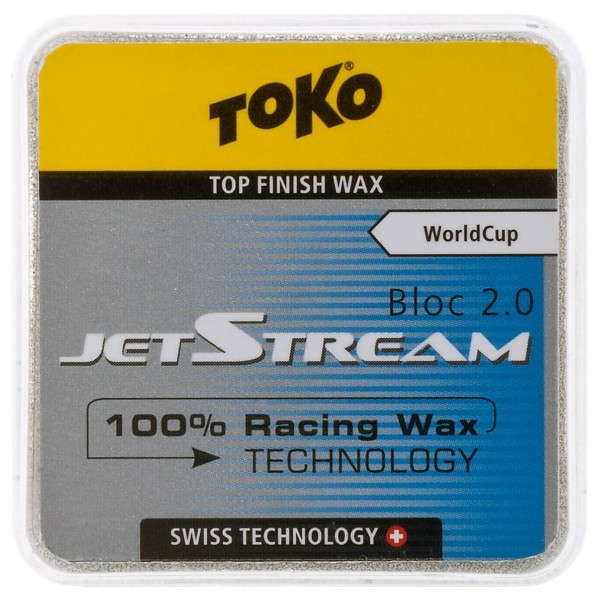 Toko - Jetstream Bloc 2.0 Blue - Heißwachs