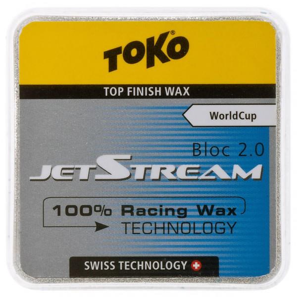 Toko - Jetstream Bloc 2.0 Blue - Hete wax