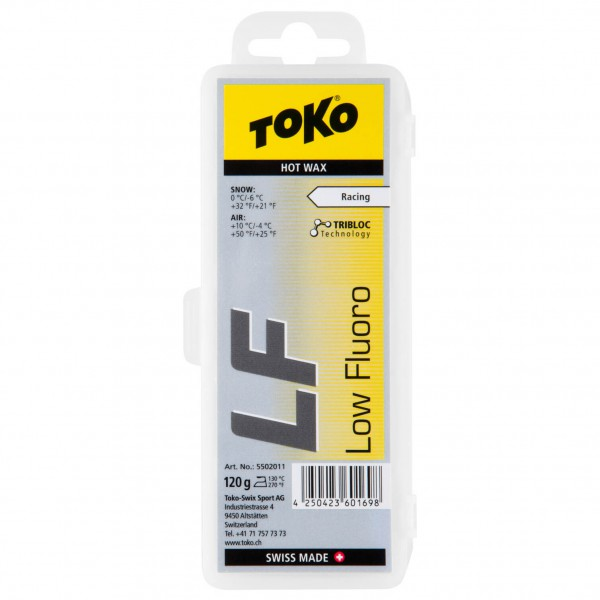 Toko - LF Hot Wax Yellow - Hot Wax
