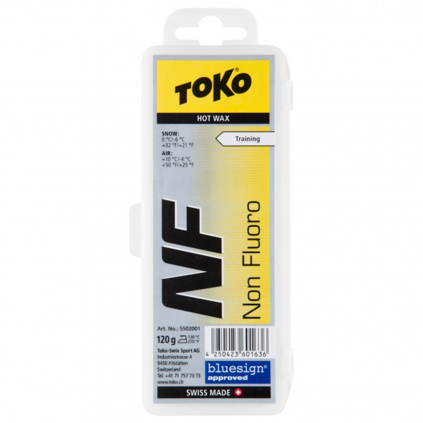 Toko - NF Hot Wax Yellow - Hete wax