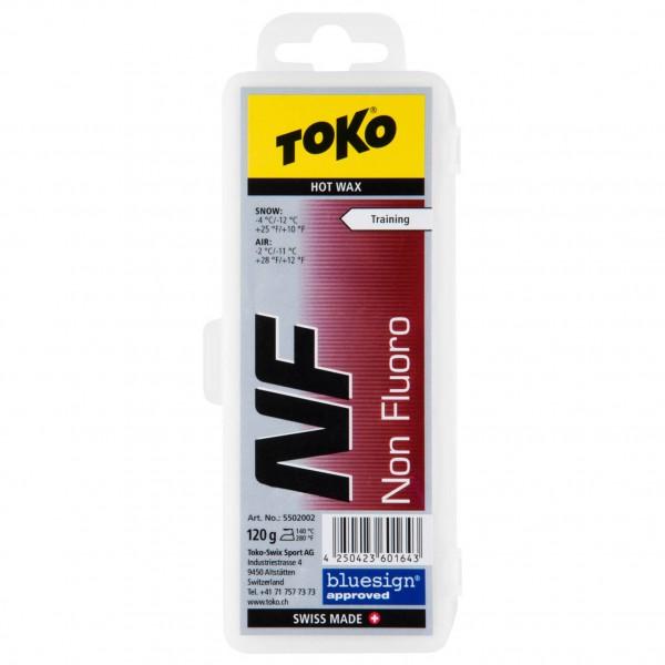 Toko - NF Hot Wax Red - Varm voks