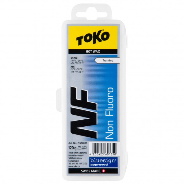 Toko - NF Hot Wax Blue - Hot wax
