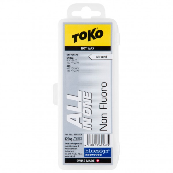 Toko - All-In-One Hot Wax - Varm voks