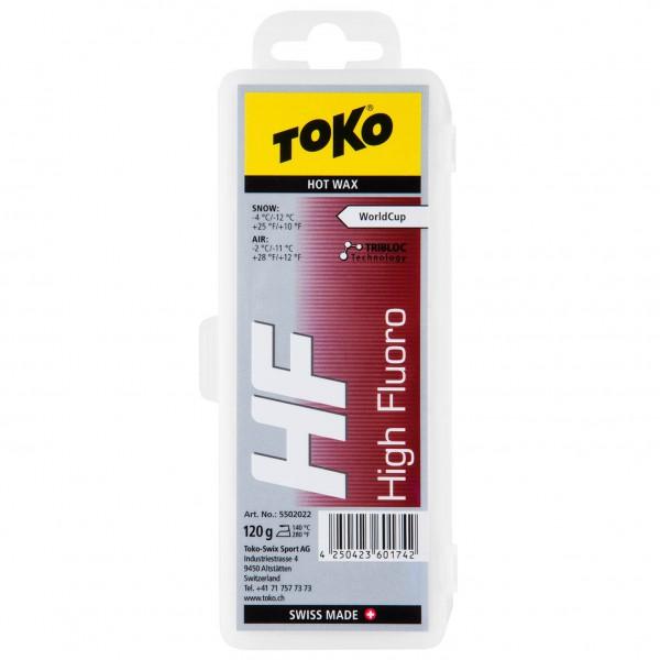 Toko - HF Hot Wax Red - Hete was