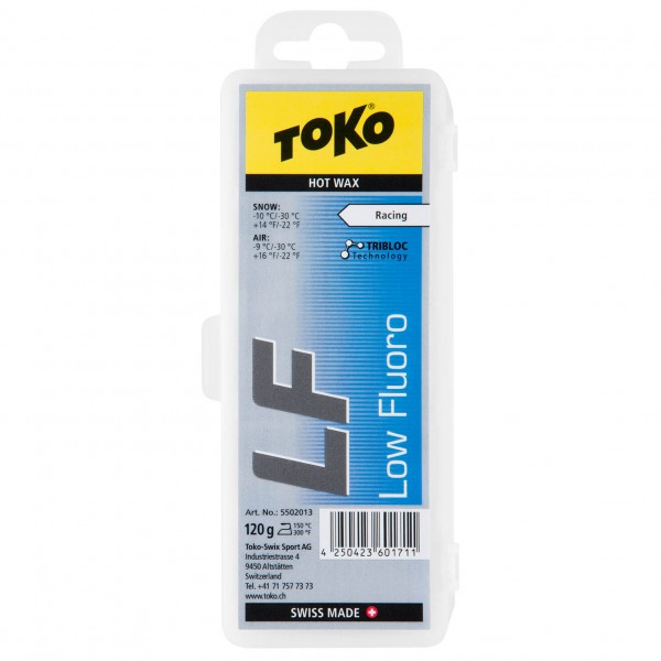 Toko - LF Hot Wax Blue - Hete was