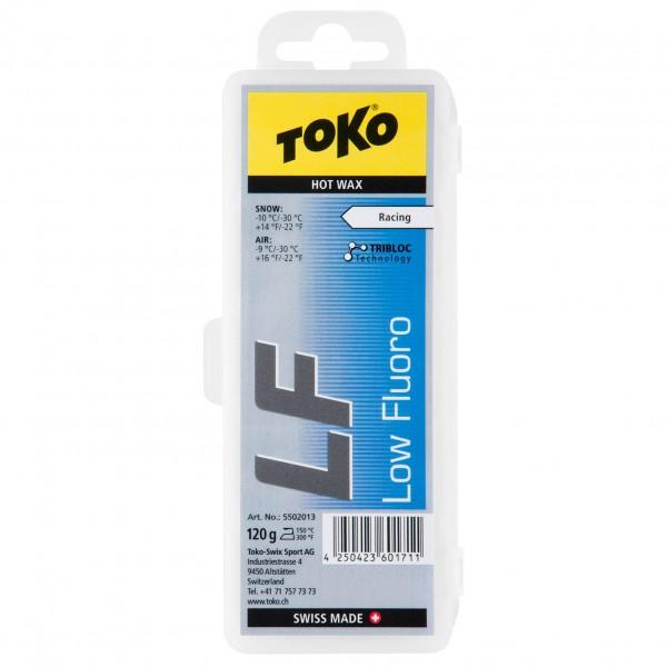 Toko - LF Hot Wax Blue - Hete was