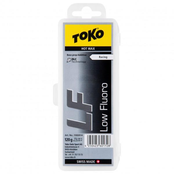 Toko - LF Hot Wax Black - Varmvoks