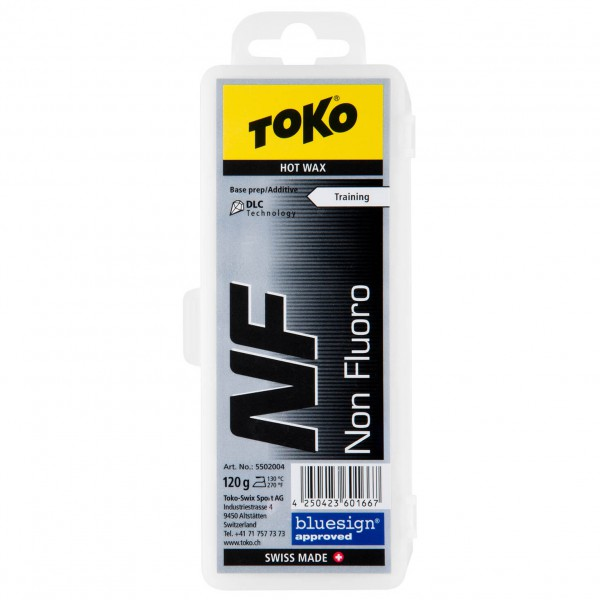 Toko - NF Hot Wax Black - Fart à chaud