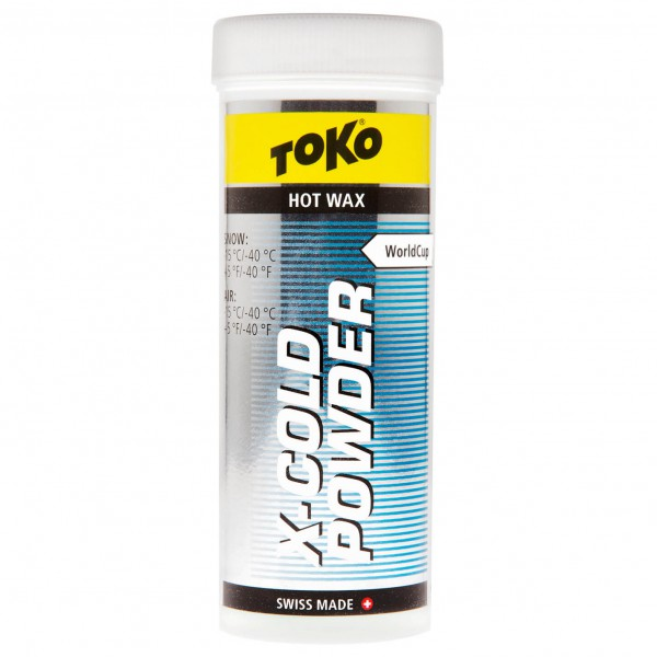 Toko - X-Cold Powder - Heißwachs