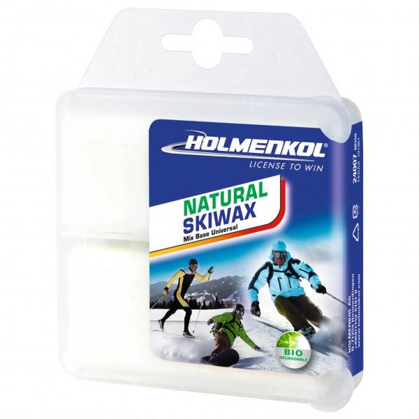 Holmenkol - Natural Skiwax - Fart à chaud