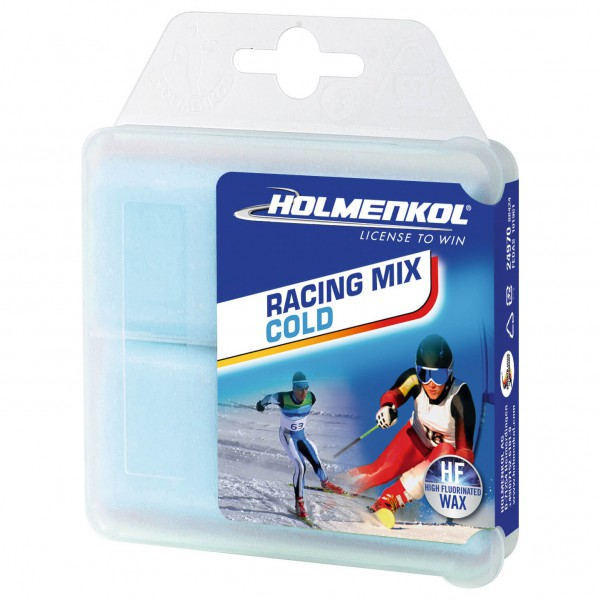 Holmenkol - Racingmix Cold - Hot Wax