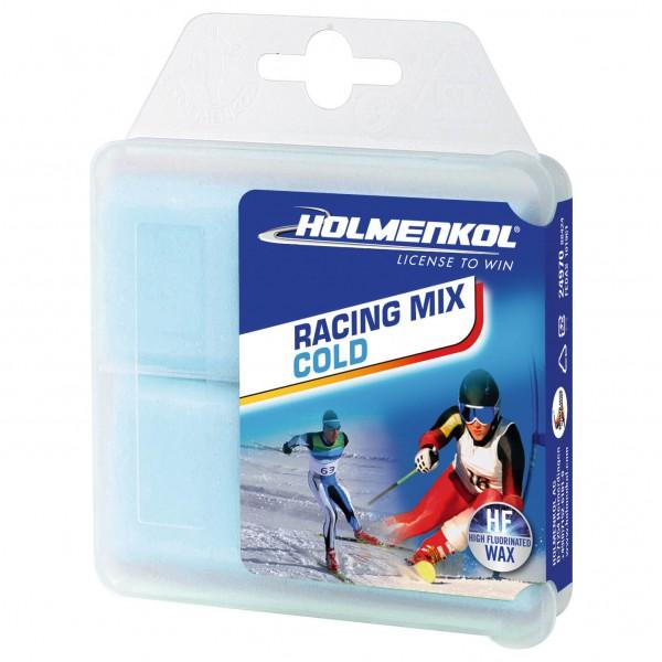 Holmenkol - Racingmix Cold - Hot wax
