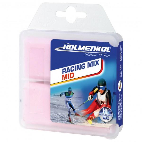 Holmenkol - Racingmix Mid - Heißwachs