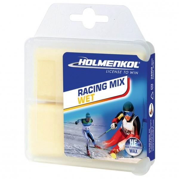 Holmenkol - Racingmix Wet - Hete wax