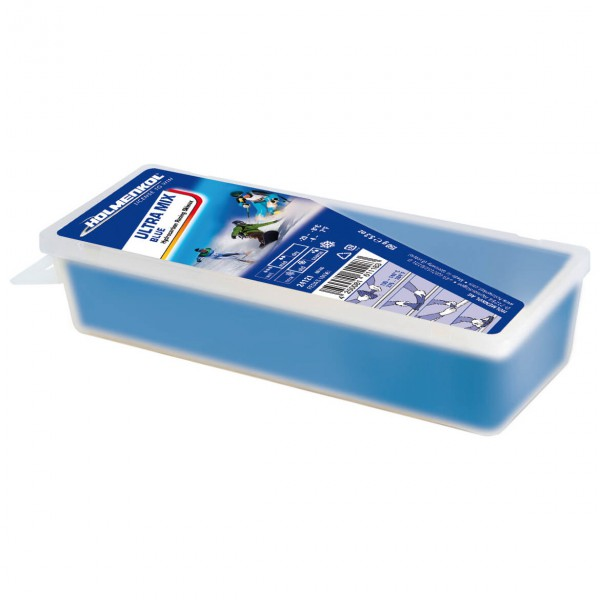 Holmenkol - Ultramix Blue - Fart à chaud