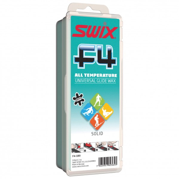 Swix - F4-180 Glidewax - Hot Wax