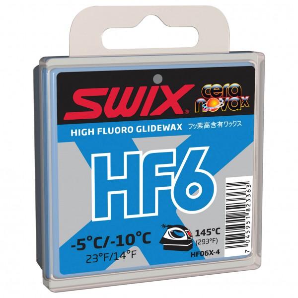 Swix - HF6X -5/-10 °C - Fart à chaud