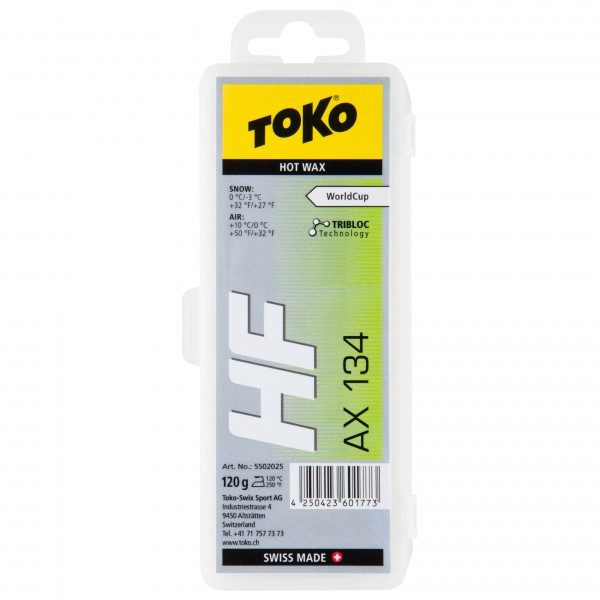 Toko - HF Hot Wax - Hete wax