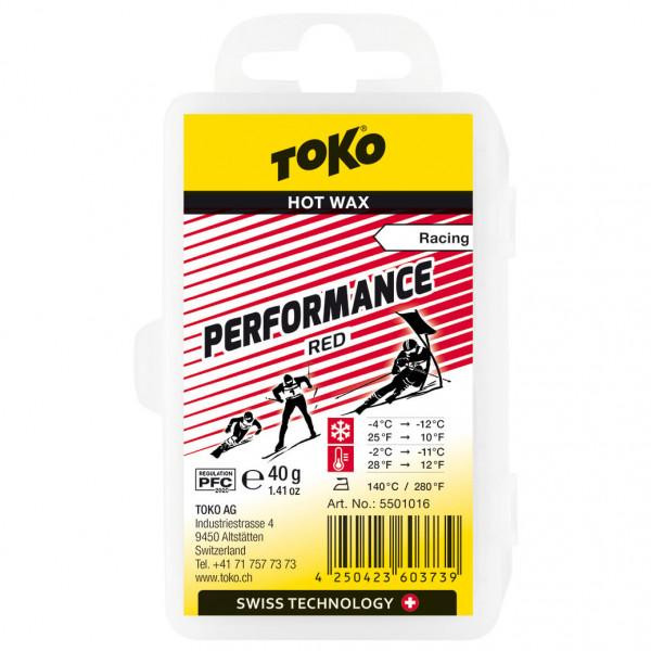Toko - Performance Wax - Cera caliente