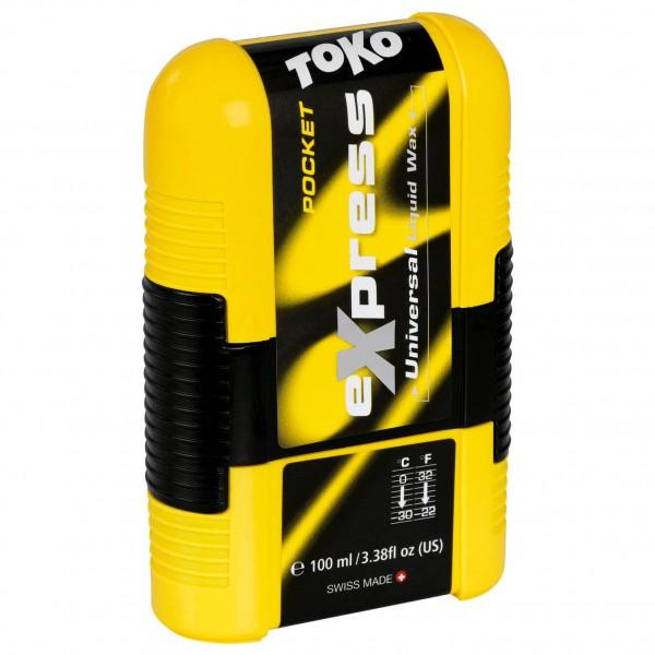 Toko - Express Pocket - Nestemäinen vaha