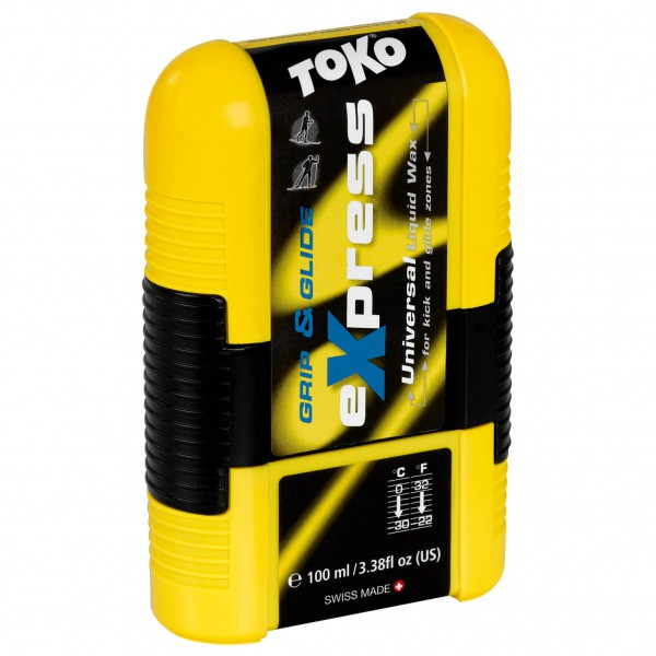 Toko - Grip & Glide Pocket - Flüssigwachs