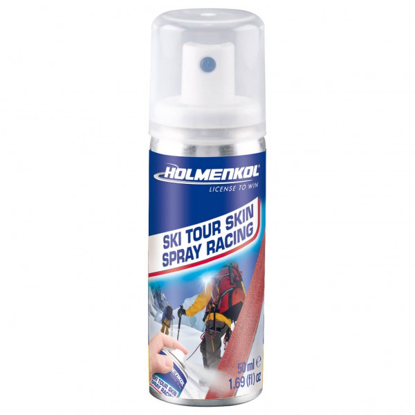 Holmenkol - Ski Tour Skin Spray Racing - Nestemäiset vahat