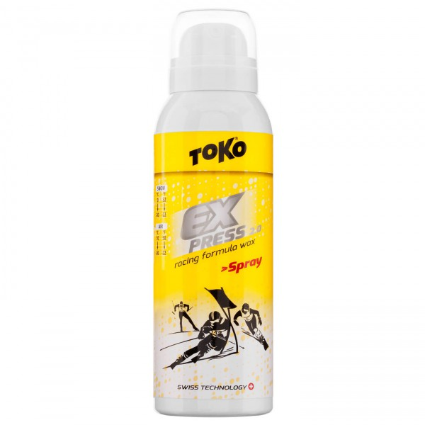 Toko - Express Racing Spray - Flytende voks