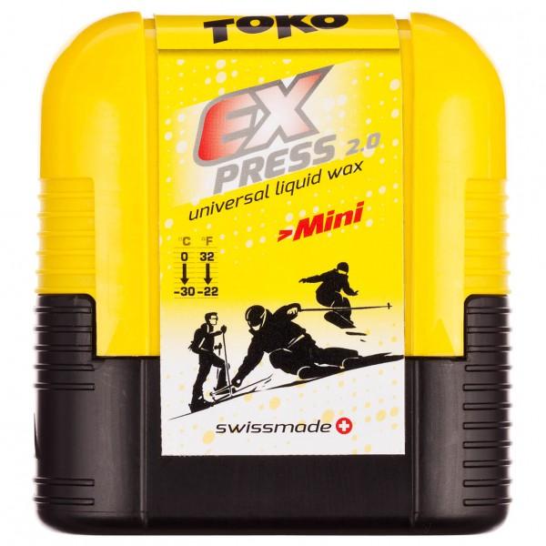 Toko - Express Mini - Flüssigwachs