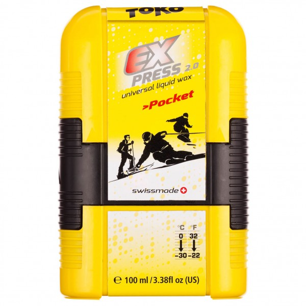 Toko - Express Pocket - Vloeibare wax