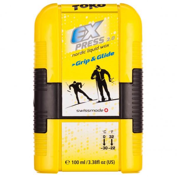 Toko - Express Grip&Glide Pocket - Nestemäinen vaha