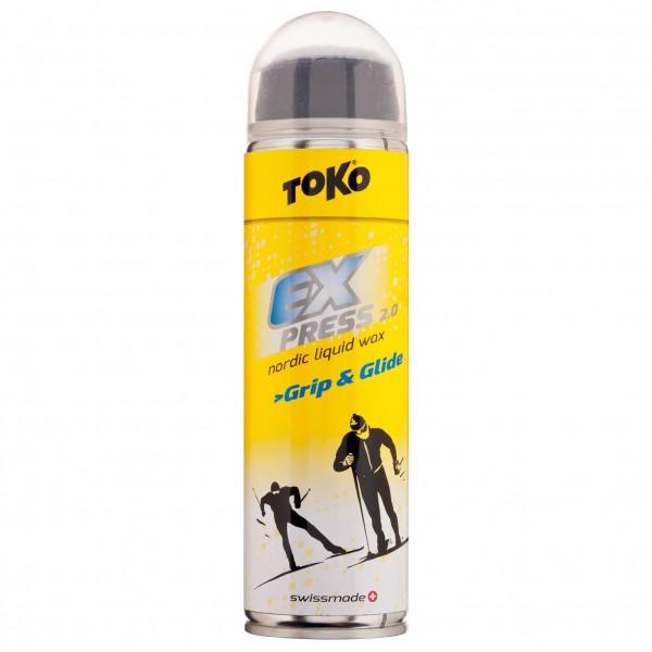 Toko - Express Grip&Glide - Vloeibare was