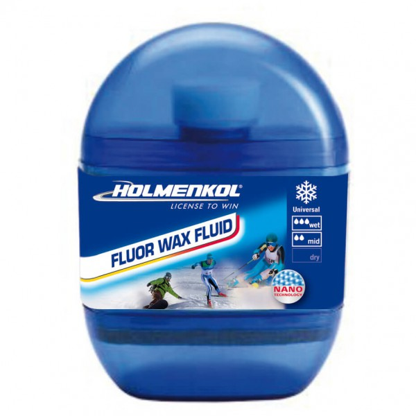 Holmenkol - Fluor Wax Fluid - Liquid Wax