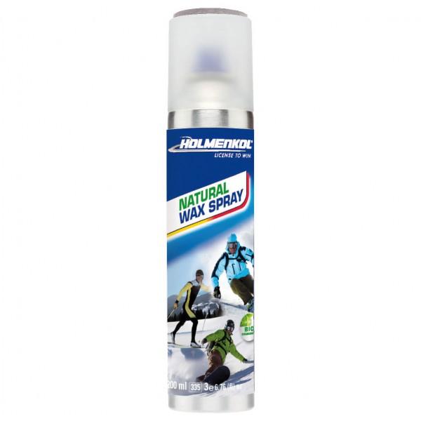 Holmenkol - Natural Wax Spray - Nestemäinen vaha