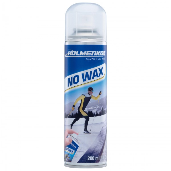 Holmenkol - Nowax AntiIce & Glider Spray - Liquid wax