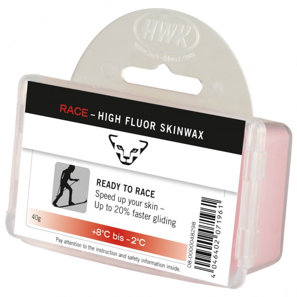 Dynafit - Skin Wax Race - Rub-on wax