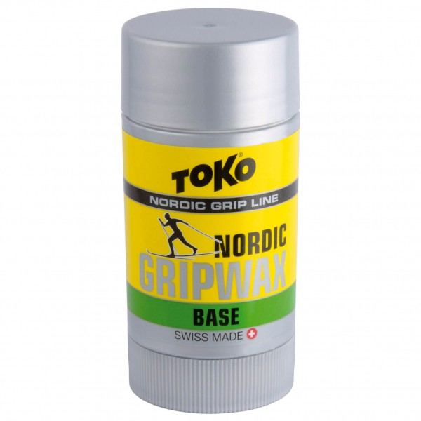 Toko - Nordic Base Wax Green - Rub-on universal wax