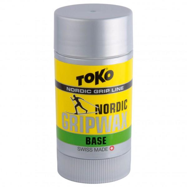 Toko - Nordic Base Wax Green - Rub-on universal wax