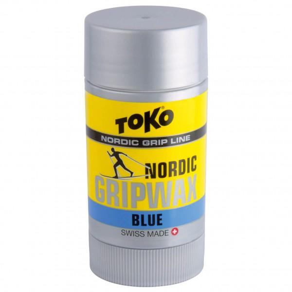 Toko - Nordic Gripwax Blue - Fart d'apprêt